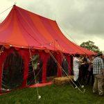 Our Petal Tent