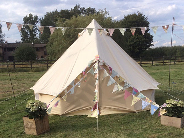 Our Belle Tent