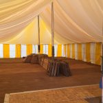 Our Carousel Tent