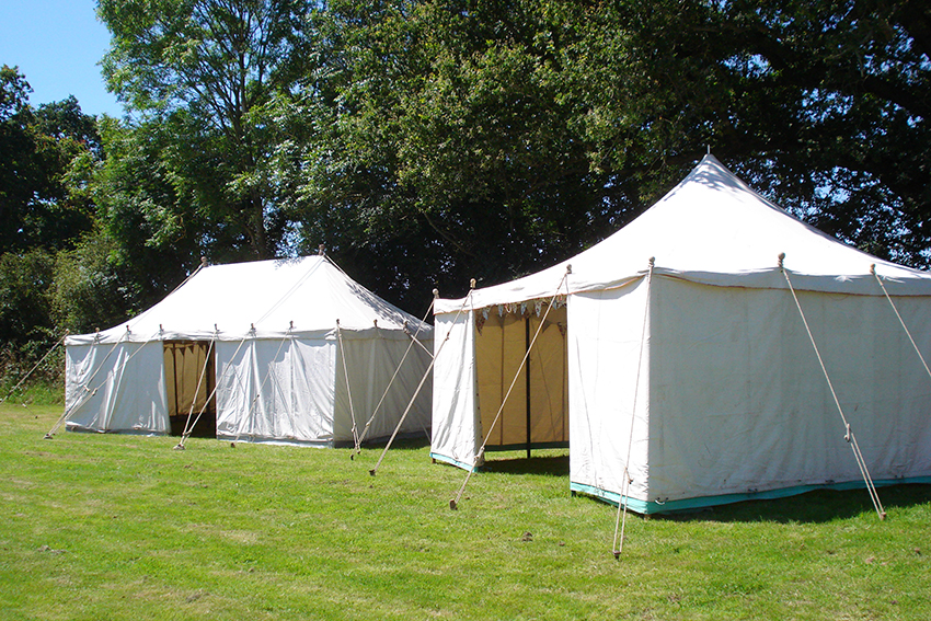 Our Jamboree Marquee