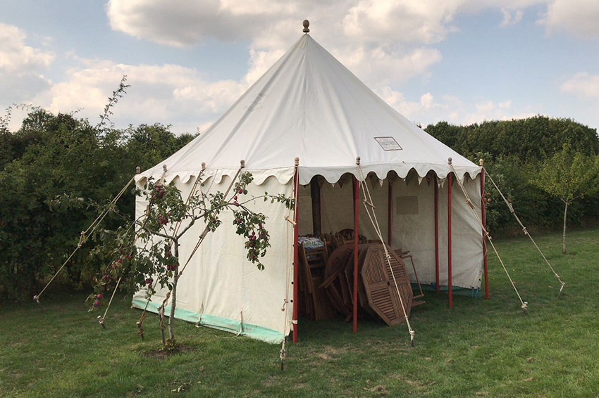 Our Jester Marquee