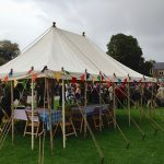Our Scout Marquee