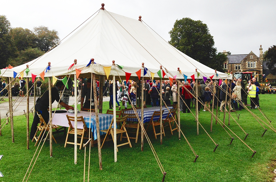 The Scout Marquee