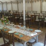 Our Three Peaks Marquee